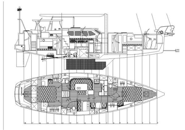 Morozov Yachts M50 For Sale 2004
