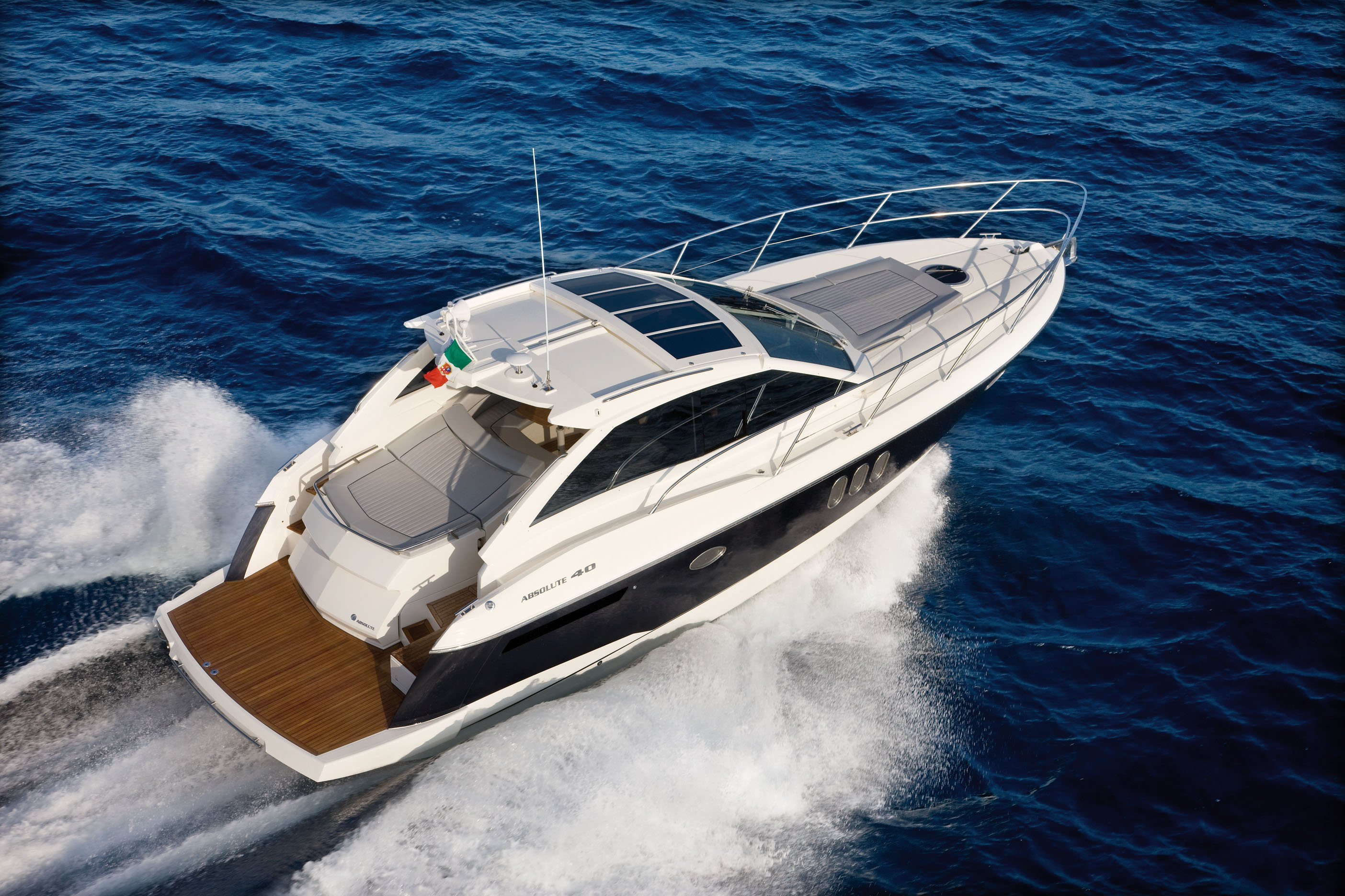 Absolute Motor Boats For Sale 2010