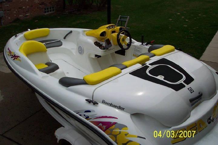 Seadoo Speedster For Sale 1997